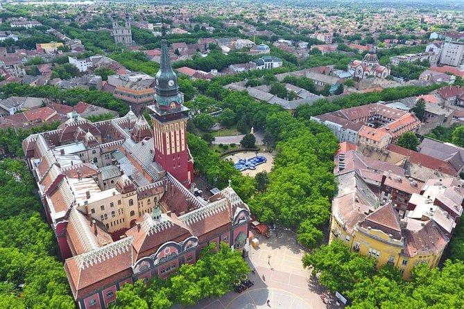 Novi Sad, Subotica,Sargan 8 Railway, Wood City, Tara Park 4 Days Tour