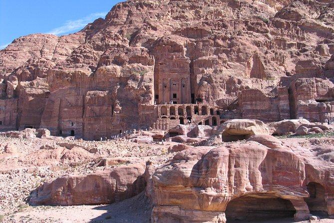 Private Day Trip Aqaba Petra