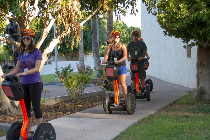 2-Hour Scottsdale Segway Tours - 4pm Departure