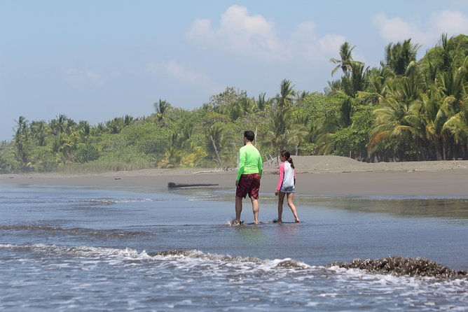 Beach Hopping and Surf Lesson Experience from Manuel Antonio