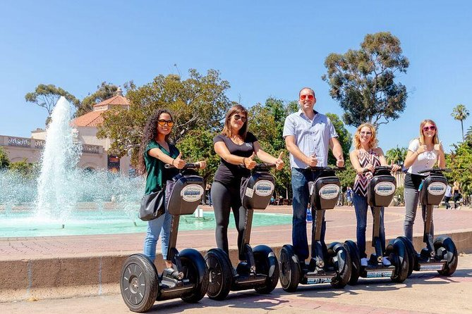 Private Balboa Park Segway Tour