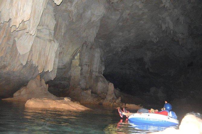 Cave -Tubing Plus Crystal Cave Explore