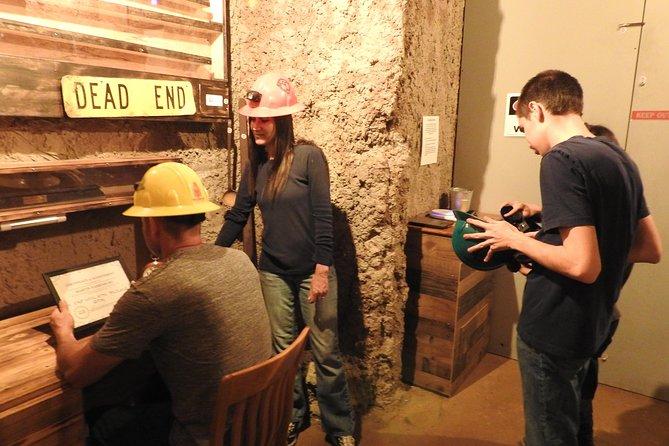 J-Rome Mine Escape Room