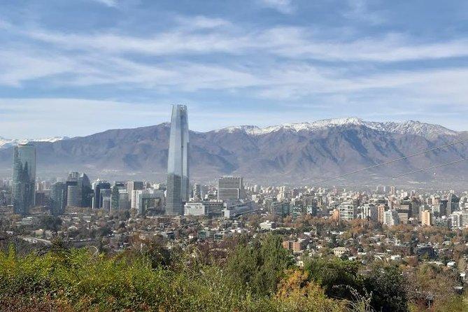 Program Santiago city 3 days and 2 nights Valparaiso -viña del mar fullday tour