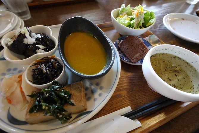 Vegan lunch set