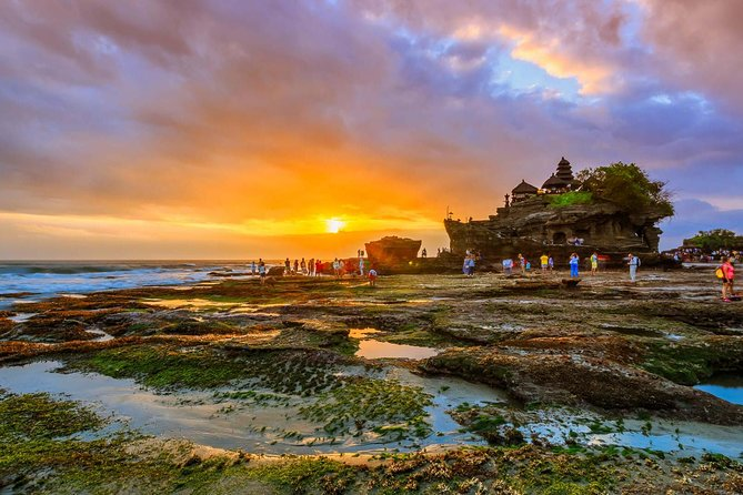 Private Tanah Lot Sunset Tour (with Temple and Monkey Forest Visits)