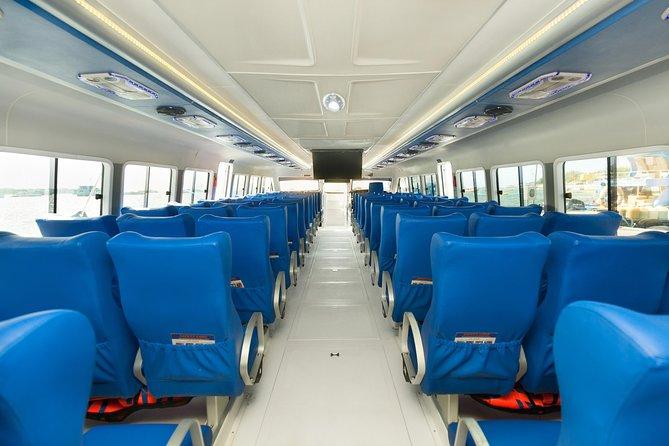 BlueWater Express ( Gili Trawangan to Serangan )