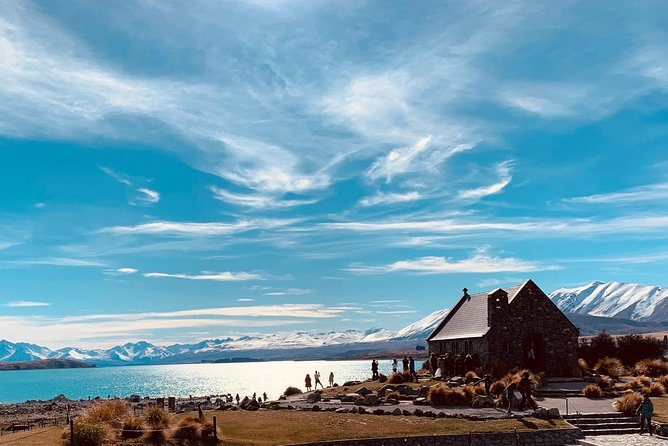 Private Tour Queenstown to Christchurch via Mt Cook & Tekapo (Including Lunch)