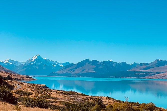 Mount Cook Lake Tekapo & Tasman Glacier (small Group Tour Including Lunch)