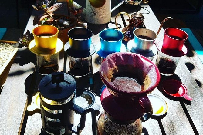 Coffee Roasting and Tasting Experience