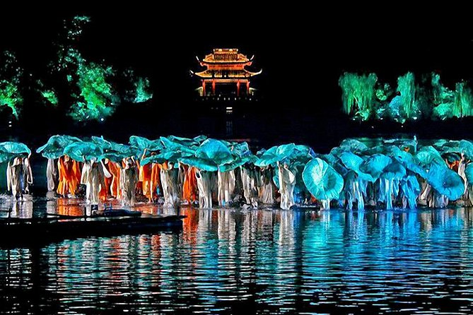 Enduring Memories of Hangzhou West Lake Show VIP Ticket with Authentic Dinner