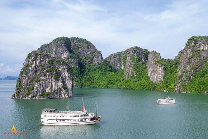 Lan Ha Bay Authentic Boat 2D1N