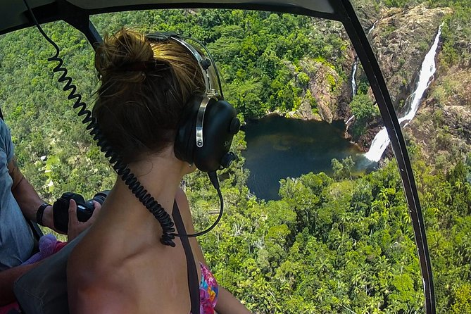 60 Minute Scenic Flight - Litchfield National Park