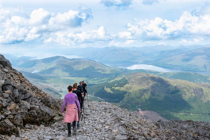 Ben Nevis summit walk via the Classic Route, bespoke guided experience. photo 13