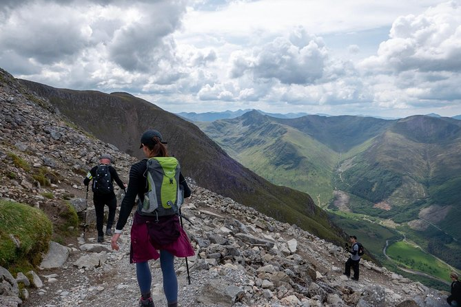 Ben Nevis summit walk via the Classic Route, bespoke guided experience. photo 9