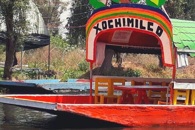 Magic Christmas Tour in Xochimilco