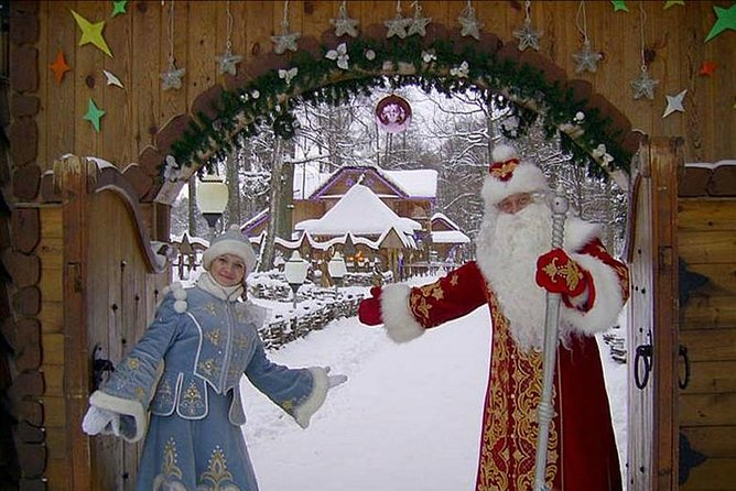 Father Frost Estate private tour from Minsk