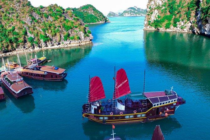 Lan Ha Bay 2D1N Private 5 Cabin Junk