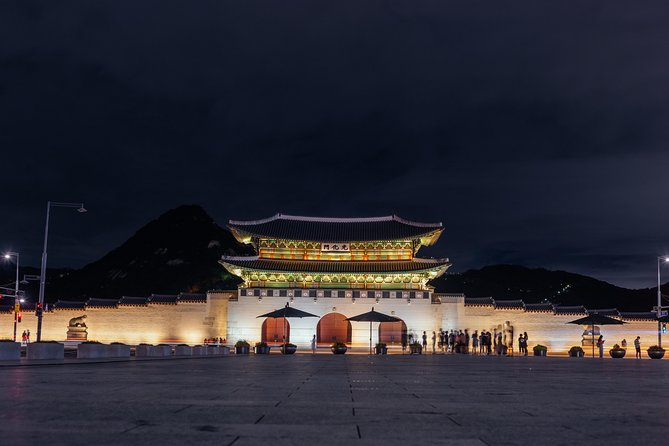 Private 90 Minutes Kickstart Tour of Seoul with a Local