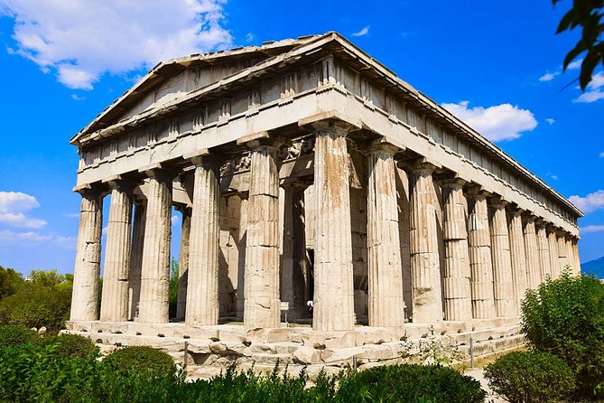 Private Walking Tour:Visit the Ancient Agora - Taste the Modern Agora