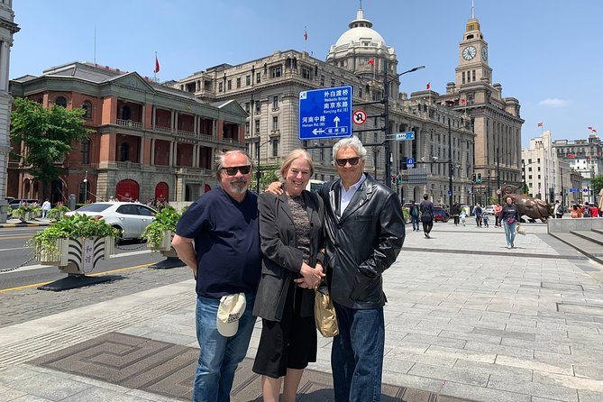 Two hours walking tour along the Bund photo 4