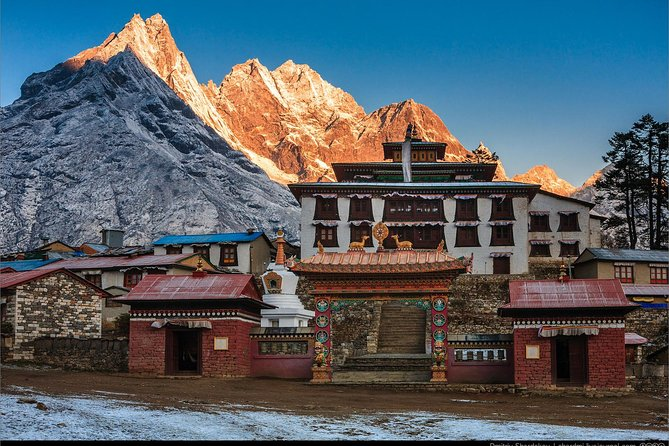 10 days Everest Tengboche Monastery Trek