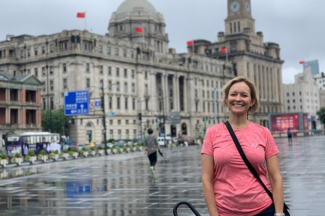 Two hours walking tour along the Bund photo 3