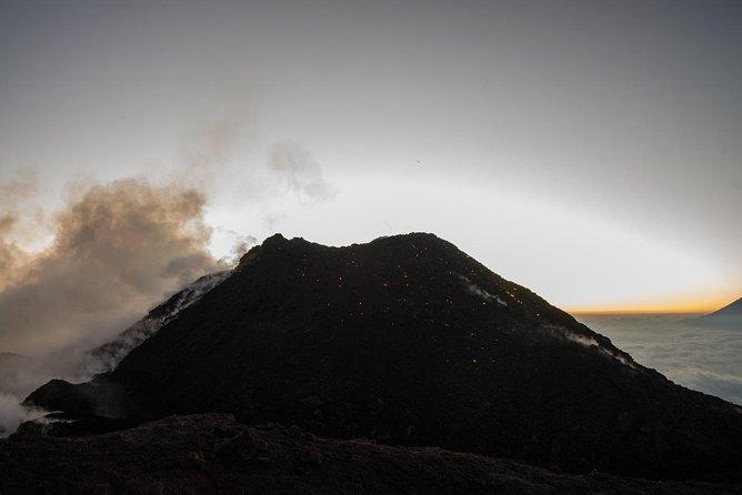 Volcan Pacaya Red adventure Experience