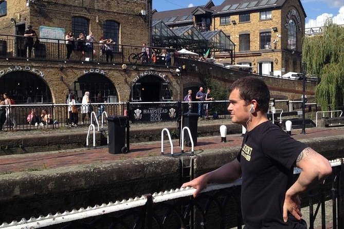 Britpop: A nostalgia-fueled audio walking tour in Camden Town
