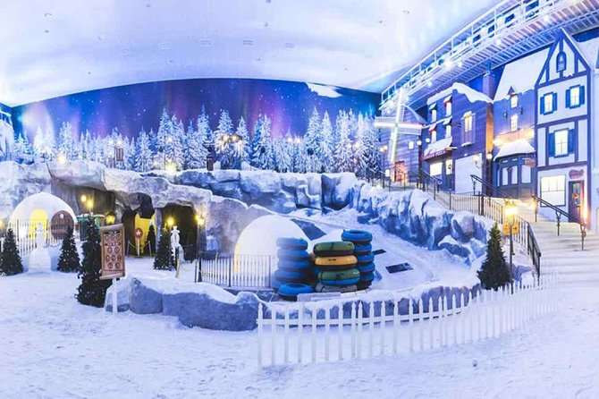 Snow City Singapore Ticket : SPECIAL DEAL