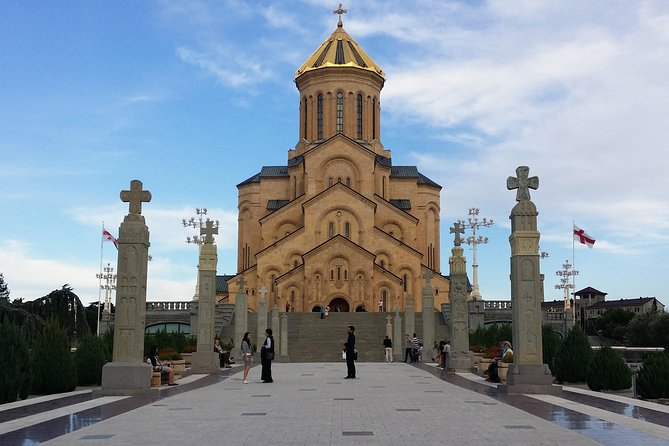 1-day tour in Tbilisi, from Yerevan, Armenia (Lunch box and dinner included)