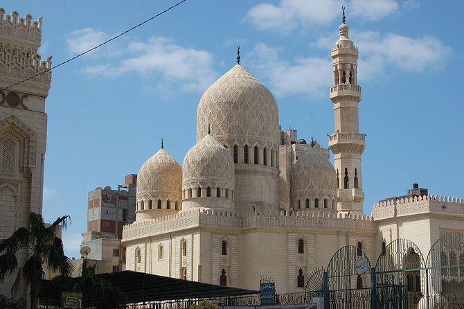 Day Trip To Alexandria (Archeological)