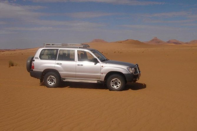Small Sahara of Agadir & Oasis Massa by minibus