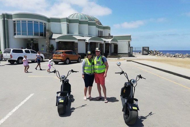 Swakopmund City Tour by Electric Bike (3 Hour Tour) photo 5