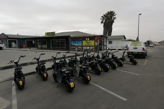 Swakopmund City Tour by Electric Bike (3 Hour Tour) photo 4