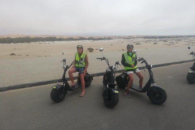 Swakopmund City Tour by Electric Bike (3 Hour Tour) photo 8