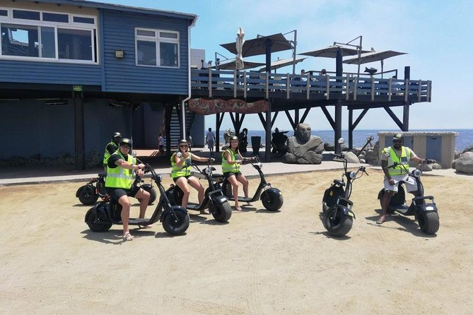 Swakopmund City Tour by Electric Bike (3 Hour Tour) photo 11