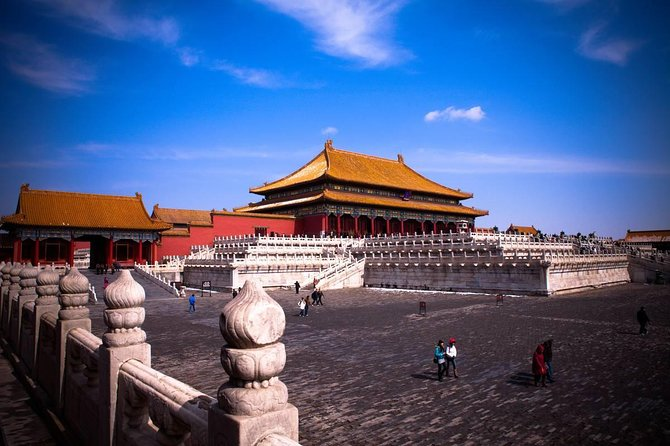 2-Day Private Beijing Tour from Xi'an: Great Wall, Forbidden City, Summer Palace