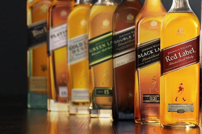 Meet Johnnie Walker - Private Whisky Tour - Cardhu, Cragganmore, Royal Lochnagar