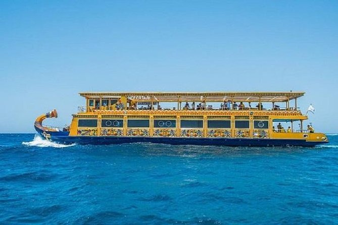Nefertari seascope boat Trip from Marsa alam