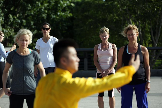 Tai Chi Class with Temple of Heaven Private Half Day Tour