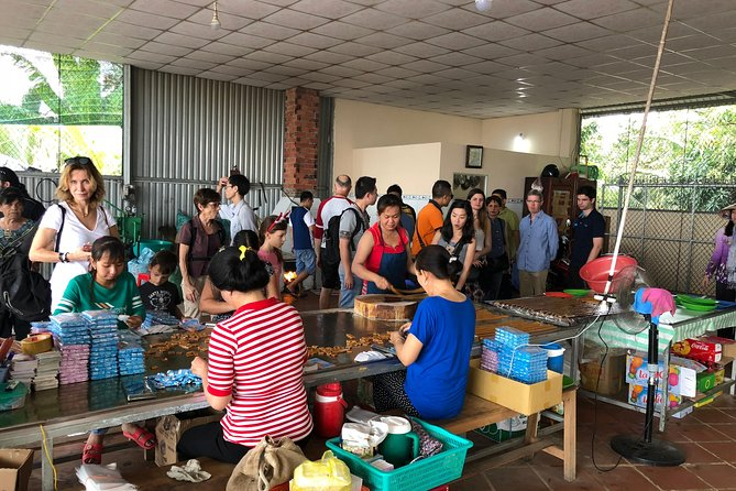 Cu Chi Tunnels & Mekong Delta Small Group 1 Day
