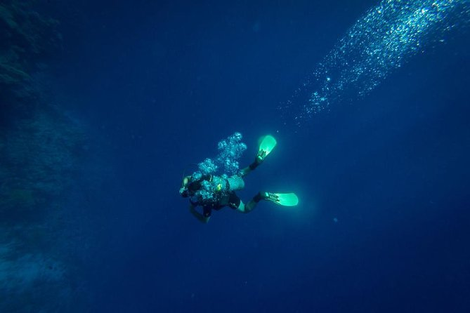 From Dahab: Blue Hole Diving Day Tour