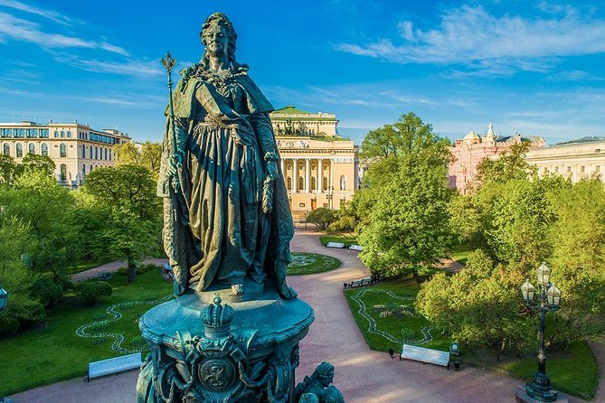St Petersburg Myths and Legends Private Walking Tour