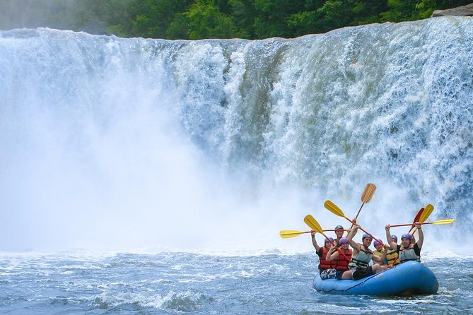 Dalat white water rafting & countryside -1 day tour