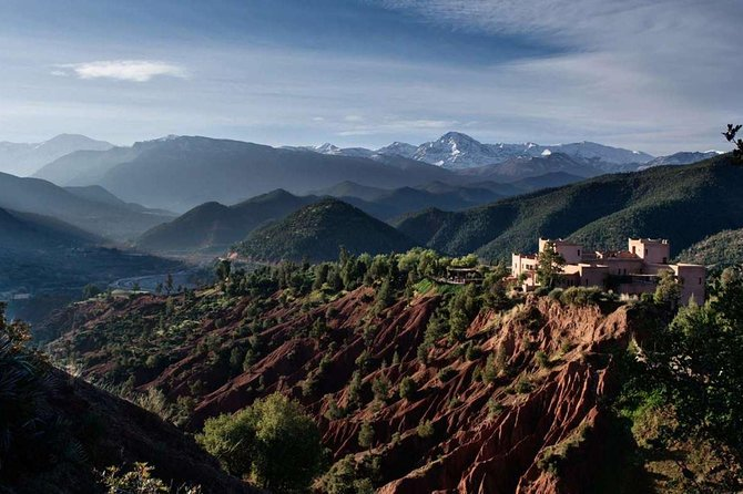 Ourika valley high Atlas mountains from Marrakech photo 7