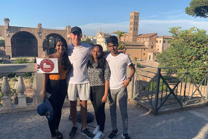 Half Day Combo Tour: Colosseum and Best of Rome Walking Tour!