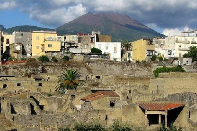 Transfer from Rome to Amalfi Coast with stop at Herculaneum-Skip the line included photo 3