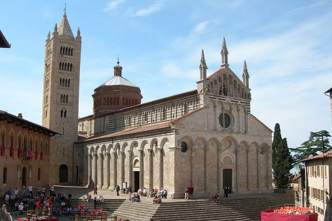 Private Transfer: Rome City to Grosseto or vice versa