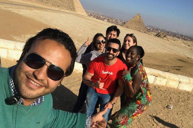 Stopover Cairo